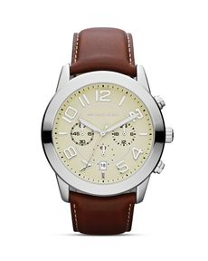 Michael Kors Mercer Watch, 45mm