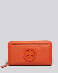 Tory Burch Wallet - Amanda Zip Continental