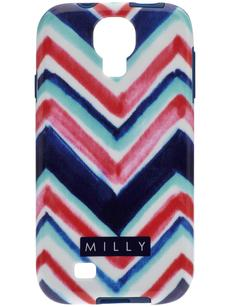 MILLY Chevron Print Galaxy Case