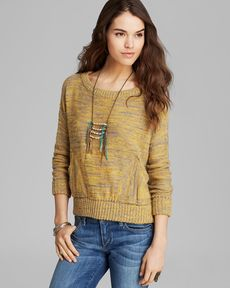 Free People Pullover - Falling Star