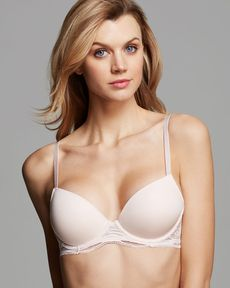 Calvin Klein Underwear Bra - Infinite Lace Customized Lift #F3895