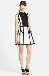 Robert Rodriguez 'Graphic Spear' Fit & Flare Dress