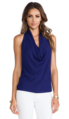 Trina Turk Raissa Top in Blue