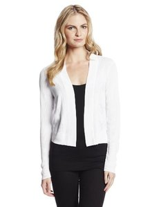 Jones New York Women's Open Front Cardigan Sweater