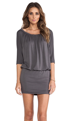 Rachel Pally Tabatha Dress in Gray