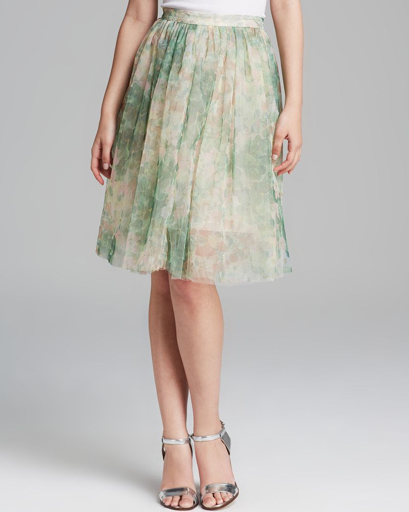FRENCH CONNECTION Skirt - Florida Bloom