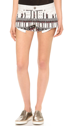 Paige Denim Echo Park Shorts