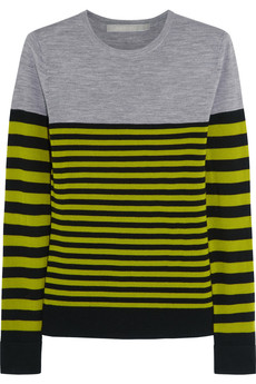 Jason Wu Striped wool sweater