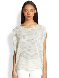 Eileen Fisher Wedge Top