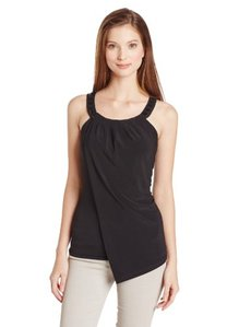 Calvin Klein Women's Square Sequin Top