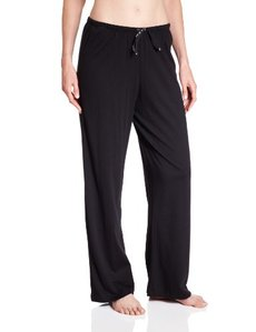 Hue Sleepwear Women's Solid Long Pant