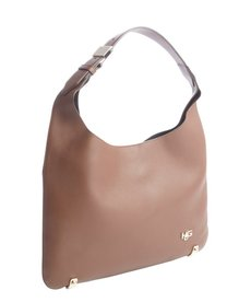Givenchy light brown leather belt strap shoulder bag and pouchette