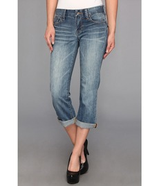 Lucky Brand Sweet Jean Crop w/ Flap in Bellemeade