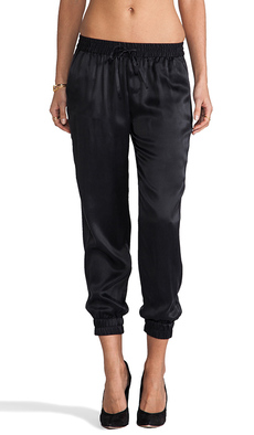 Paige Denim Jadyn Pant in Black
