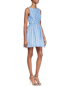 Lillyanna Printed Floral Dress   Lillyanna Printed Floral Dress