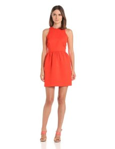 Cynthia Steffe Women's Lola Sleeveless Fit and Flare Dress