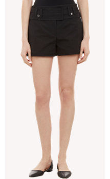 Proenza Schouler Canvas Shorts