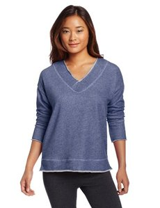 Jones New York Women's Long Sleeve Raw Edge Tunic