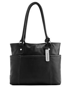 Tignanello Handbag, Basics Leather Tote
