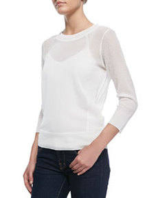 Atwood Lightweight Ribbed Knit Sweater   Atwood Lightweight Ribbed Knit Sweater