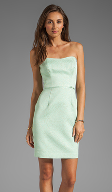 Shoshanna Janie Dress in Mint