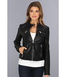 Marc New York by Andrew Marc Gracie Leather Jacket
