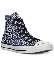 Converse Women's Chuck Taylor Hi Animal Casual Sneakers from Finish Line