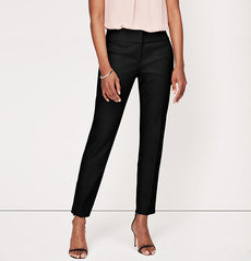 Tall Double Dobby Ankle Pants in Julie Fit