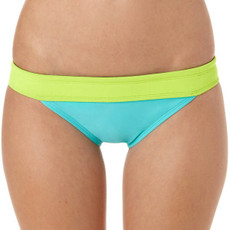Roxy Neon Tide Surfer Lowrider Bikini Bottom - Women's