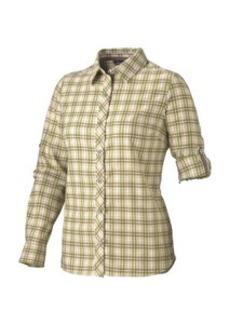 Marmot Estelle Flannel Shirt - Long-Sleeve - Women's