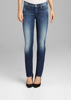 7 For All Mankind Jeans - Modern Straight in Aggressive Heritage Blue