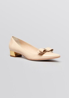 kate spade new york Pointed Toe Pumps - Arcade