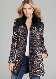Juicy Couture Coat - Flowing Leopard