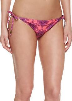 Ella Moss Swim Moselle Printed Tie-Side Swim Bottom