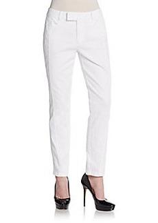 Nanette Lepore Parasol Straight-Leg Pants