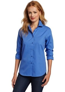 Jones New York Women's No-Iron Easy Care Shirt