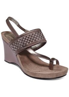 Style&co. Santana Platform Wedge Sandals