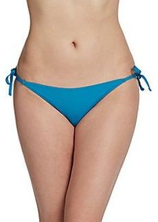Cosabella Swim Solid String Bikini Bottom