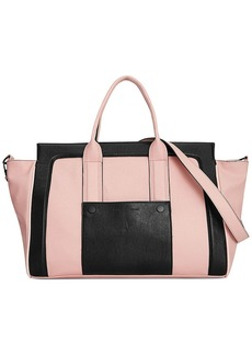 French Connection Mod Squad Large Tote