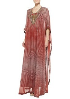 Clare Bead-Tech Maxi Coverup Dress   Clare Bead-Tech Maxi Coverup Dress