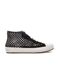 DEREK LAM 10 CROSBY Janel Too Sneaker in Black