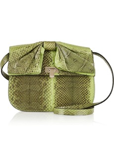 Valentino Watersnake shoulder bag