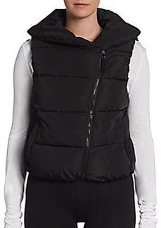 Calvin Klein Performance Zip Front Active Puffer Vest