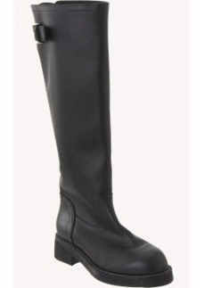 Marni Buckle Strap Knee Boot