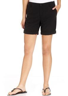 Calvin Klein Jeans Cuffed Shorts