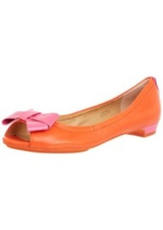 Isaac Mizrahi New York Women's Bentley Ballet Flat