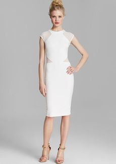 FRENCH CONNECTION Dress - Vivien Paneled Jersey