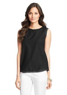 Jessa Sleeveless Cotton Top