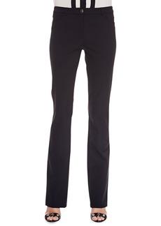 Escada 5-Pocket Techno Stretch Jeans, Black