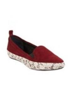 Proenza Schouler Python-Trim Loafers